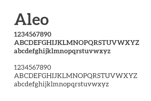 See an example of Aleo