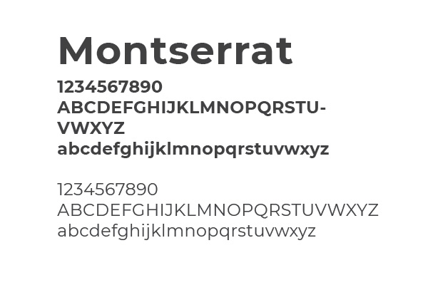 See an example of Montserrat